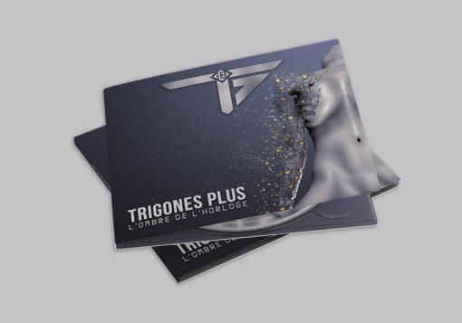 Boutique CD L'Ombre de l'Horloge Trigones Plus Groupe Musique Rock
