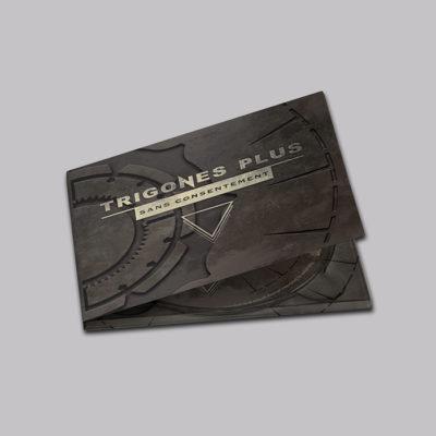 Boutique CD Sans Consentement Trigones Plus Groupe Musique Rock
