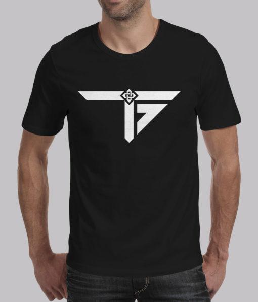 Boutique T-shirt Homme 2020 Trigones Plus Groupe Musique Rock