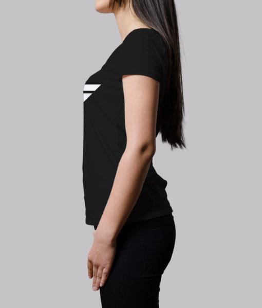 Boutique T-shirt Femme 2020 Trigones Plus Groupe Musique Rock