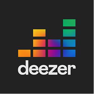 Footer Deezer